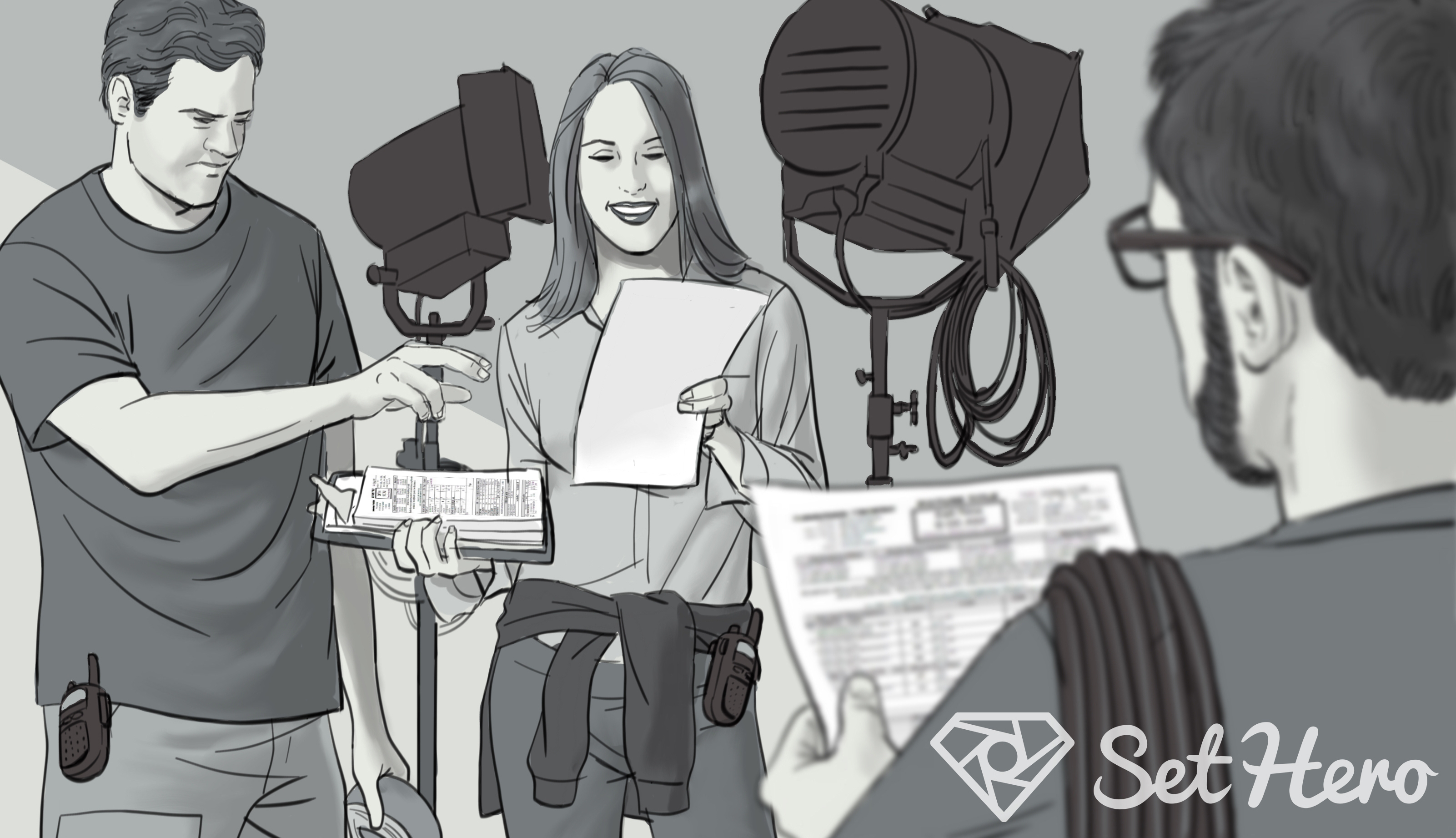 Call Sheets To The Rescue – 5 Tips for Saving Your Film Set
