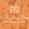 DOOD Cheat Sheet 100x100 - Day Out of Days Cheat Sheet - Work Status Codes - production-office