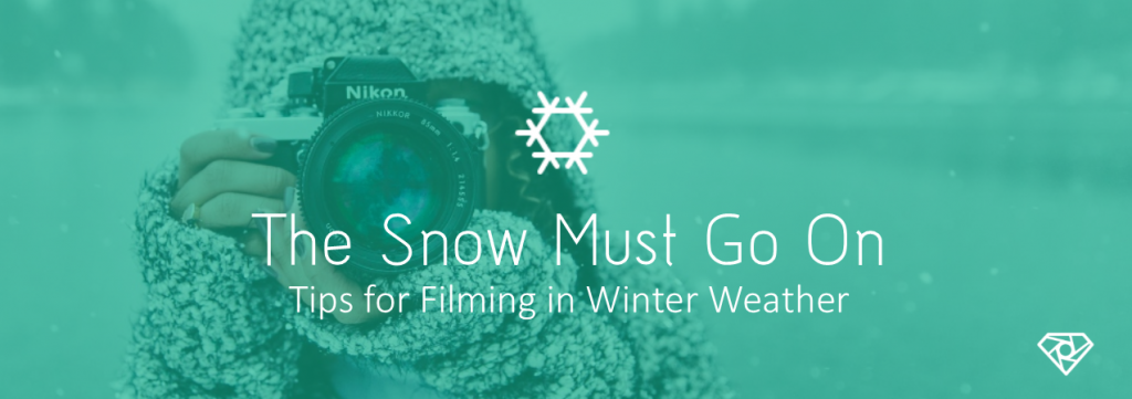 Snow Must Go On 1 1024x361 - Tips for Filming in Cold Climates - on-set