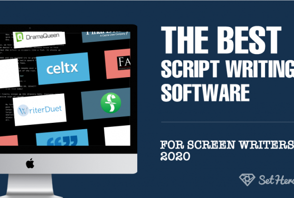Best Script Writing Software For Screenwriters in 2020 - SetHero Comparison Review