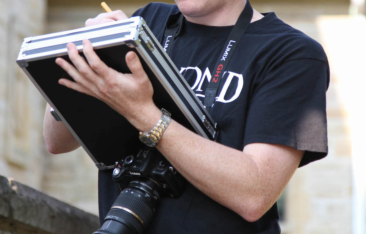 Script Supervisor Report Explained (With Free Template!)